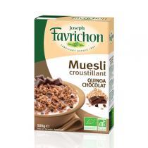 Favrichon - Müsli - Quinoa Schokolade - 500 g