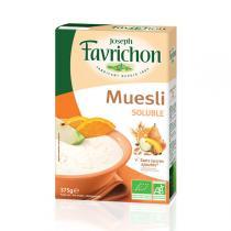 Favrichon - Müsli - Breipulver - 375 g