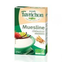 Favrichon - Müsline Bio - 375 g