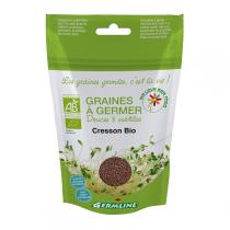 Germ'line - Graines à Germer Bio Cresson 100g