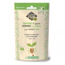 Germ'line - Graines à Germer Bio OIGNON 50g