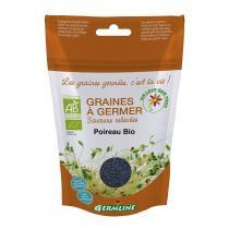 Germ'line - Graines à Germer Bio POIREAU 50g