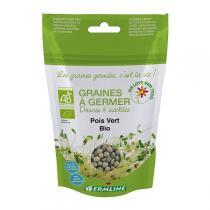 Germ'line - Semillas para germinar Bio Guisante verde 200g