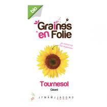 Graines en Folie - Graines de Tournesol géant