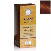 Khadi - Teinture aux plantes Châtain clair - 100g