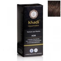 Khadi - Teinture aux plantes Noire - 100g