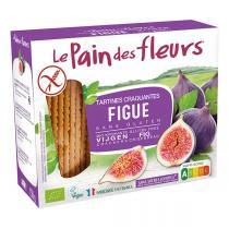 Le pain des fleurs - Tartines craquantes à la figue - 150g