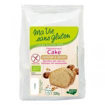 Ma Vie Sans Gluten - Préparation Cake Châtaigne Souchet