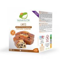 Nature & Cie - Cakes de pepitas de chocolate - 180g