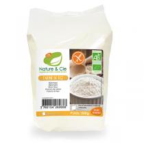 Nature & Cie - Harina de arroz - 500g