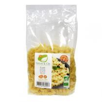 Nature & Cie - Fusilli arroz y maíz - 500g