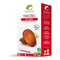 Nature & Cie - Butter-Madeleines - 150 g