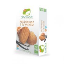Nature & Cie - Magdalenas vainilla sin leche - 150g