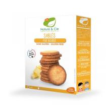 Nature & Cie - Galletas Sablé pura mantequilla - 135g