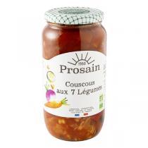 ProSain - Couscous aux 7 légumes - 1kg