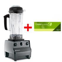 Vitamix - Mixeur Blender Vitamix 5200 Noir + bon d'achat 50 euros offert