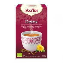 Yogi Tea - Infusion Detox x 17 sachets