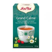 Yogi Tea - Infusion Grand Calme x 17 sachets