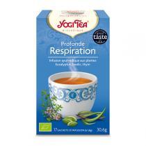 Yogi Tea - Infusion Profonde Respiration x 17 sachets