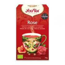 Yogi Tea - Infusion Rose - 17 sachets