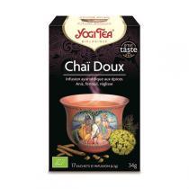 Yogi Tea - Infusion Chaï Doux x 17 sachets
