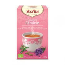 Yogi Tea - Infusion Equilibre Feminin x 17 sachets