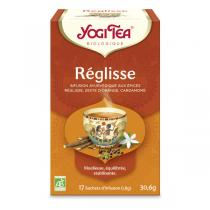 Yogi Tea - Infusion Réglisse x 17 sachets