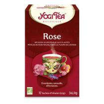 Yogi Tea - Infusion Rose - 17 sachets