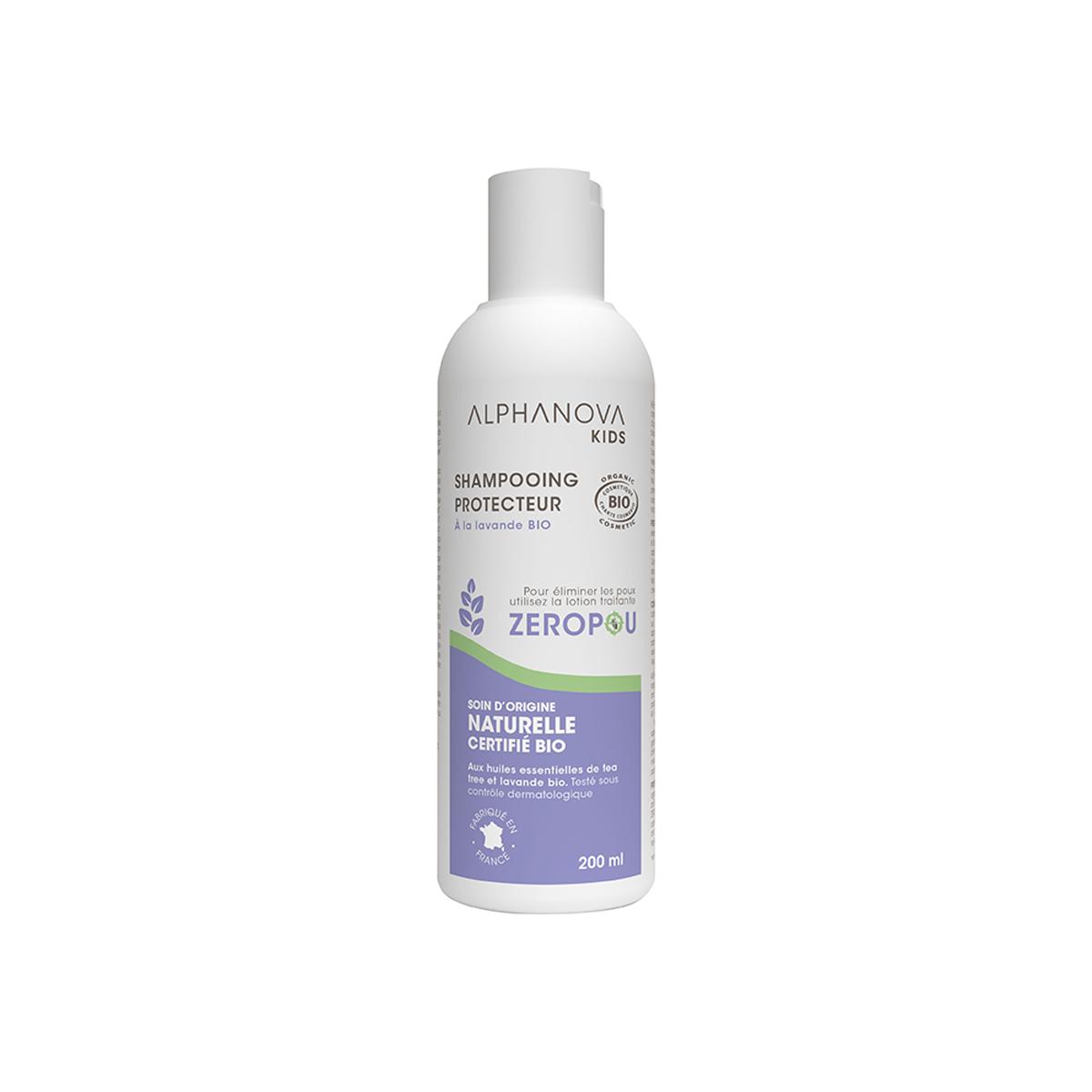 Alphanova - Shampooing Zeropou 200 ml