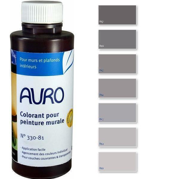 colorant peintures brun oxyde 0 5l auro acheter sur. Black Bedroom Furniture Sets. Home Design Ideas