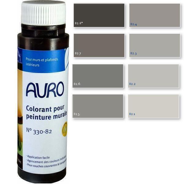 colorant peintures ombre br l e 0 25l auro acheter sur. Black Bedroom Furniture Sets. Home Design Ideas