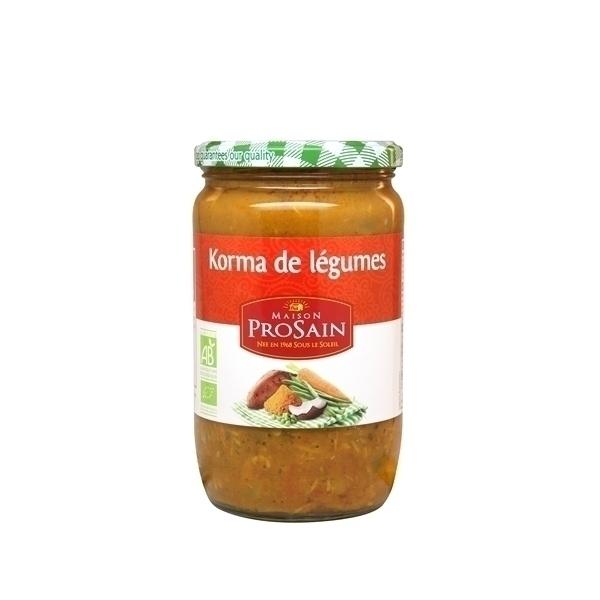 ProSain - Korma de legumes - 680g