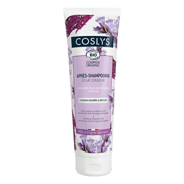 Coslys - Après shampooing cheveux colorés 250ml