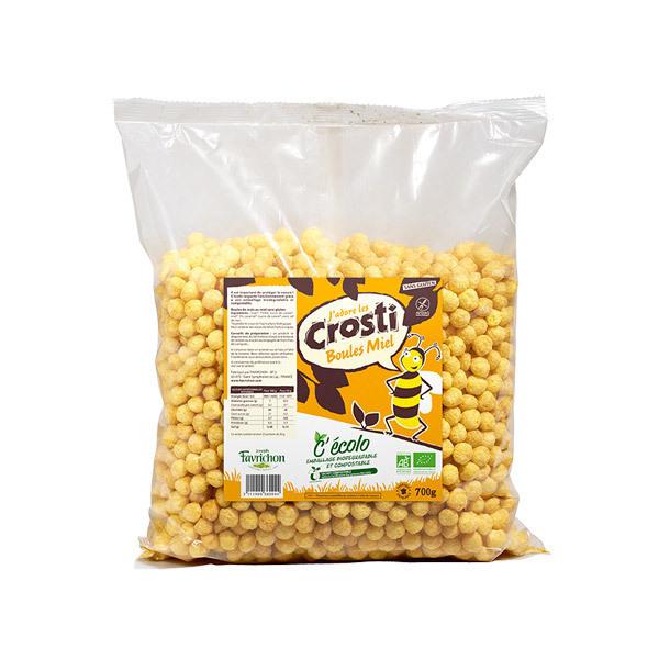 Favrichon - Crosti boules miel - 700g