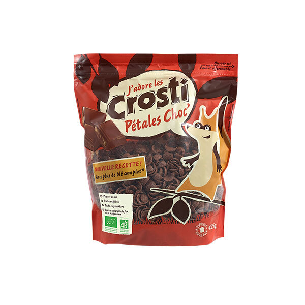 Favrichon - Crosti pétales choc 425g
