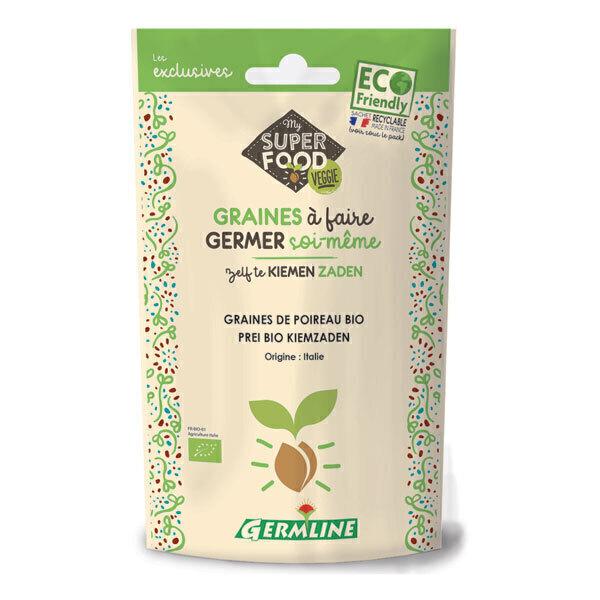 Germ'line - Graines à germer poireau 50g