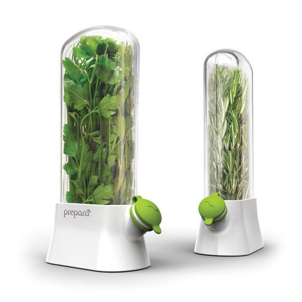Prepara - Herbier avec réservoir d'eau pour herbes fraîches