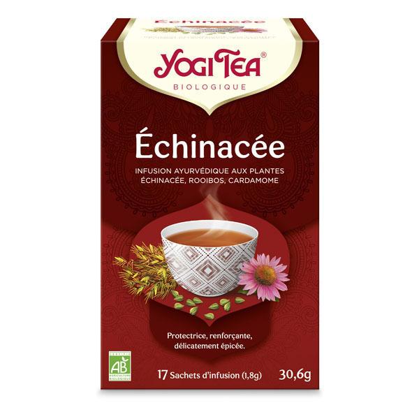 Yogi Tea - Infusion Echinacea x 17 sachets
