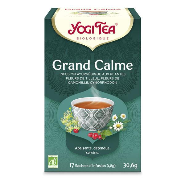 Yogi Tea - Infusion Grand Calme x 17 sachets
