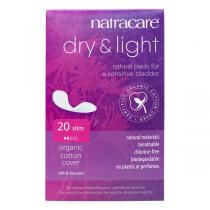 Natracare - Dry & Light Incontinence Pads 20 Pack