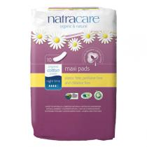 Natracare - Natural Pads Night Time Long 10 Pack