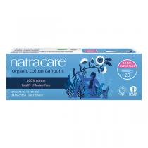 Natracare - Tampons Super Plus sans applicateur x20