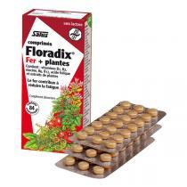 Salus - Floradix Fer et plantes 84 comprimés
