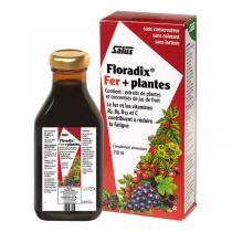 Salus - Floradix Fer et plantes 250ml