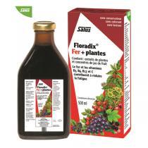 Salus - Floradix Fer et plantes 500ml