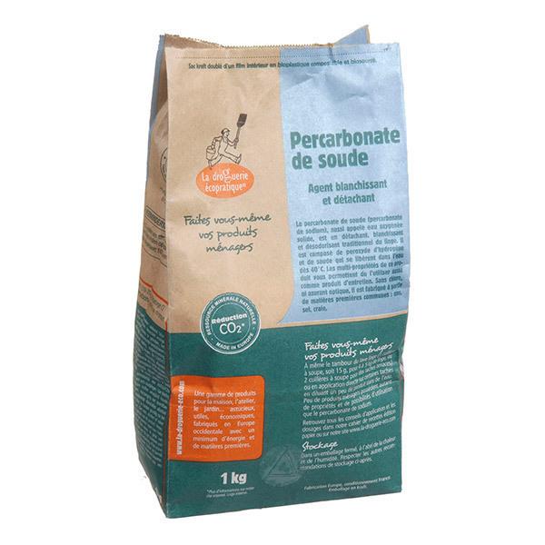 Percarbonate de soude 1kg la droguerie cologique - Bicarbonate de sodium ou soude ...
