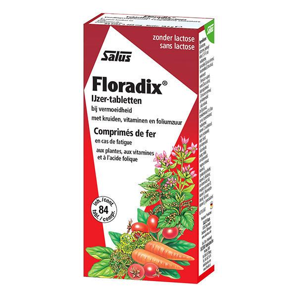 Salus Floradix - Floradix Fer + Plantes 84 comprimés
