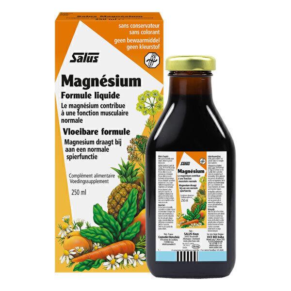 Salus - Magnésium formule liquide 250ml