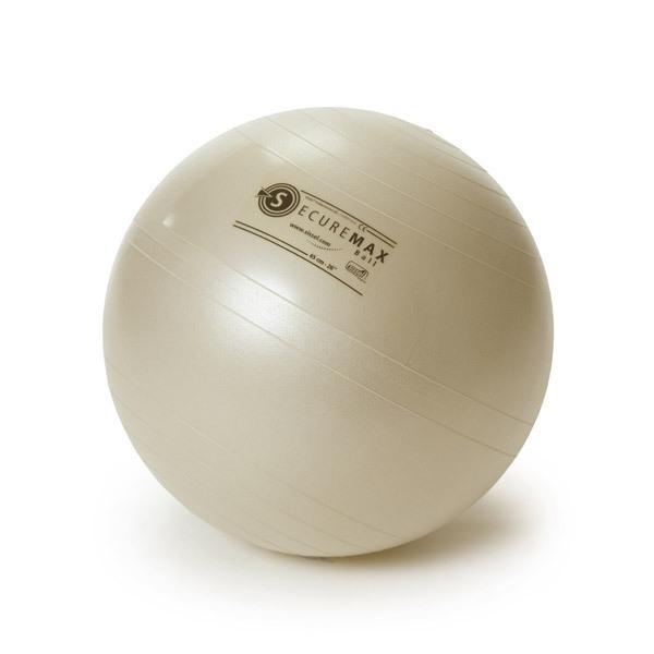 Sissel - Balón para ejercicios Securemax Gris 65 cm