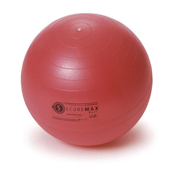 Sissel - Balón para ejercicios Securemax Frambuesa 55 cm